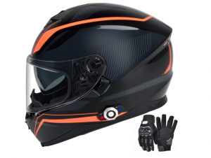 FreedConn BM12 - Best Range Bluetooth Motorcycle Helmet