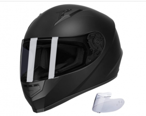 2. GLX GX11 - Best Cheap Full Face Motorcycle Helmet