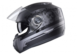 GLX GX15 - Best Adventure Beginner Motorcycle Helmet