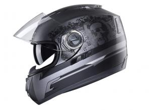 GLX GX15 - Best Adventure Beginner Motorcycle Helmet