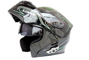 MOPHOTO Helmet - Best Off-Road Bluetooth Integrated Helmet