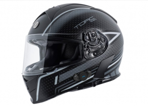 Torc T14B - Best Comfortable Bluetooth Motorcycle Helmet