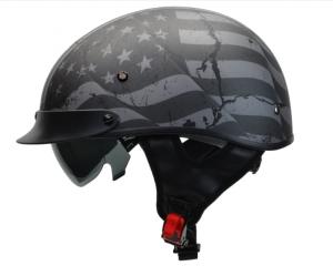 Vega Helmets 7817-054 - Best Top Rated Half Helmet
