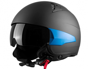 Westt Rover - Best Ventilated Street Motorcycle Helmet