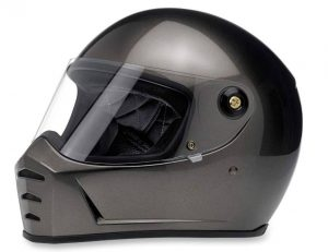 Biltwell Lane Splitter - Best Full Face Ventilated Motorcycle Helmet