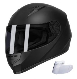 GLX GX11 - Best Cheap Ventilated Motorcycle Helmet