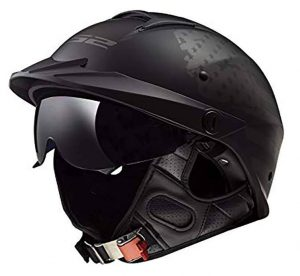 LS2 Helmets Rebellion - Best Bluetooth Ventilated Motorcycle Helmet