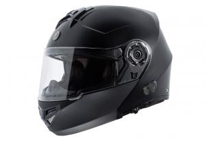 TORC T27B1FBK TB27 Full Face Modular Helmet